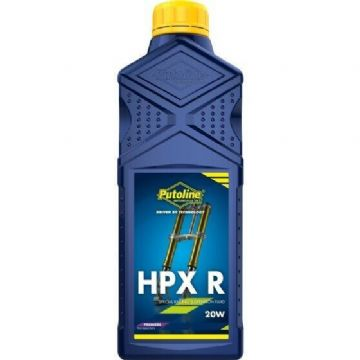 Putoline HPX R 20W Premier Synthetic Motorcycle Motorbike MX Fork Oil - 1L
